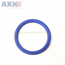 AXK  U seal 85x100x12 / 75x85x5.5 UNS PU Single Lip U Cup seal  Hydraulic  both piston / rod seal клей u seal 207 набор