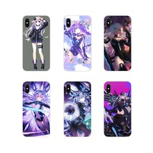 Transparan Soft Shell Case Hyperdimension Neptunia untuk OnePlus 3 5 6 7 T PRO Nokia 2 3 5 6 8 9 230 2.1 3.1 5.1 7 PLUS 2017 2018(China)