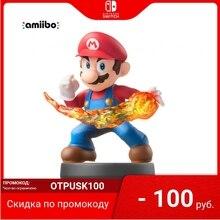 Интерактивная фигурка Nintendo | Amiibo Марио (коллекция Super Smash Bros.)