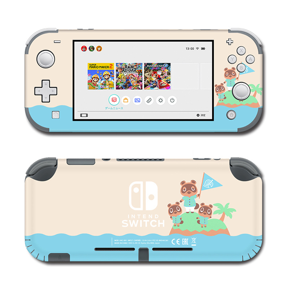 Vinyl Screen Skin Animal Crossing Protector Stickers For Nintendo Switch Ns Console Controller Stand Holder Joy Con Skins Aliexpress Com Imall Com