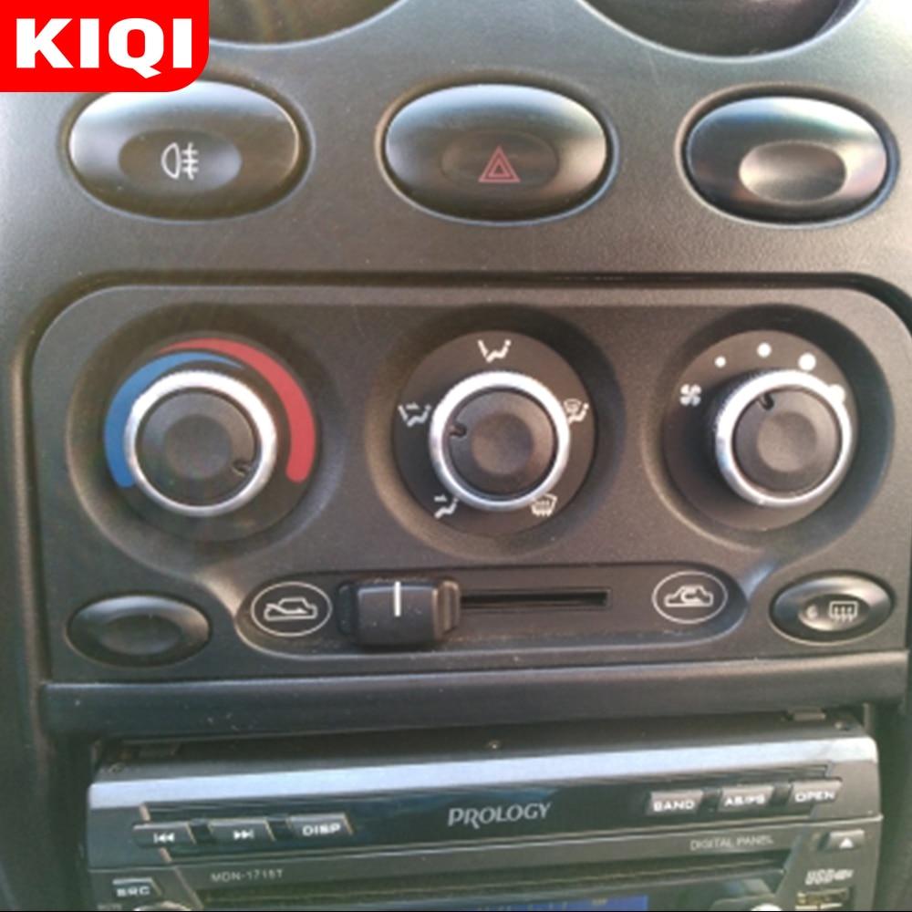 Air Switch Knobs For Daewoo Matiz Chevrolet Joy Exclusive 98 Lanos Heater Heat Climate Control Buttons Dials Frame A/C Air Knob
