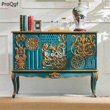 Prodgf 1 conjunto de luxo 118*40*91cm armário de canto