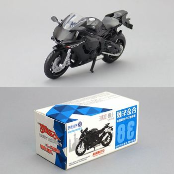 1:18 Scale/Diecast Toy Motorcycle Model/Yamaha YZF-R1/Super Racing Motorbike/Educational Collection/Gift For Children image