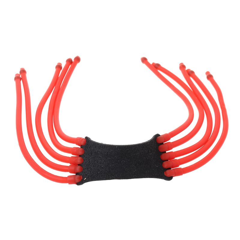 Elastic Elastica Powerful Rubber Band for Slingshot Catapult Hunting Outdoor OI