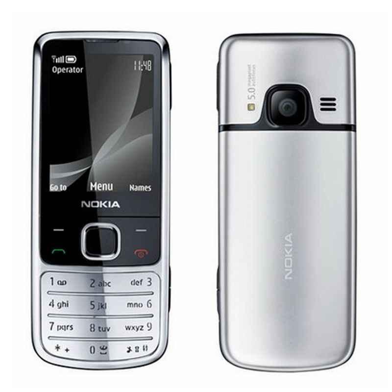 Nokia 6700 Klassische 6700c 3G GPS 5MP 6700c Englisch/Russisch/Arabisch Tastatur unterstützung Original Handy Entsperrt freies Verschiffen