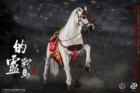 12'' Action Figure Accessories 303TOYS NO.120 1/6 Three Kingdoms Liu Bei War Horse Ancient Horses Figure for Collection Gift Toy