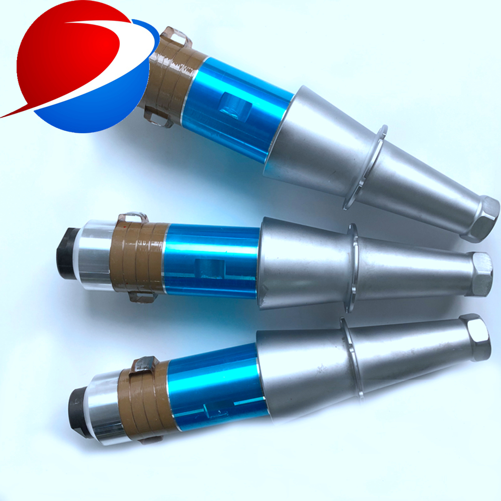 20khz Ultrasonic Welding Transducer Use For Ultrasonic Face Disposable Surgical Non Woven Mask Making Machine