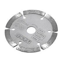 1pc 85mm 15mm Bohrung Diamant Segmentiert Kreissäge Klinge Für Makita Bosch Für Holz Schneiden Disc Holzbearbeitung sägeblatt