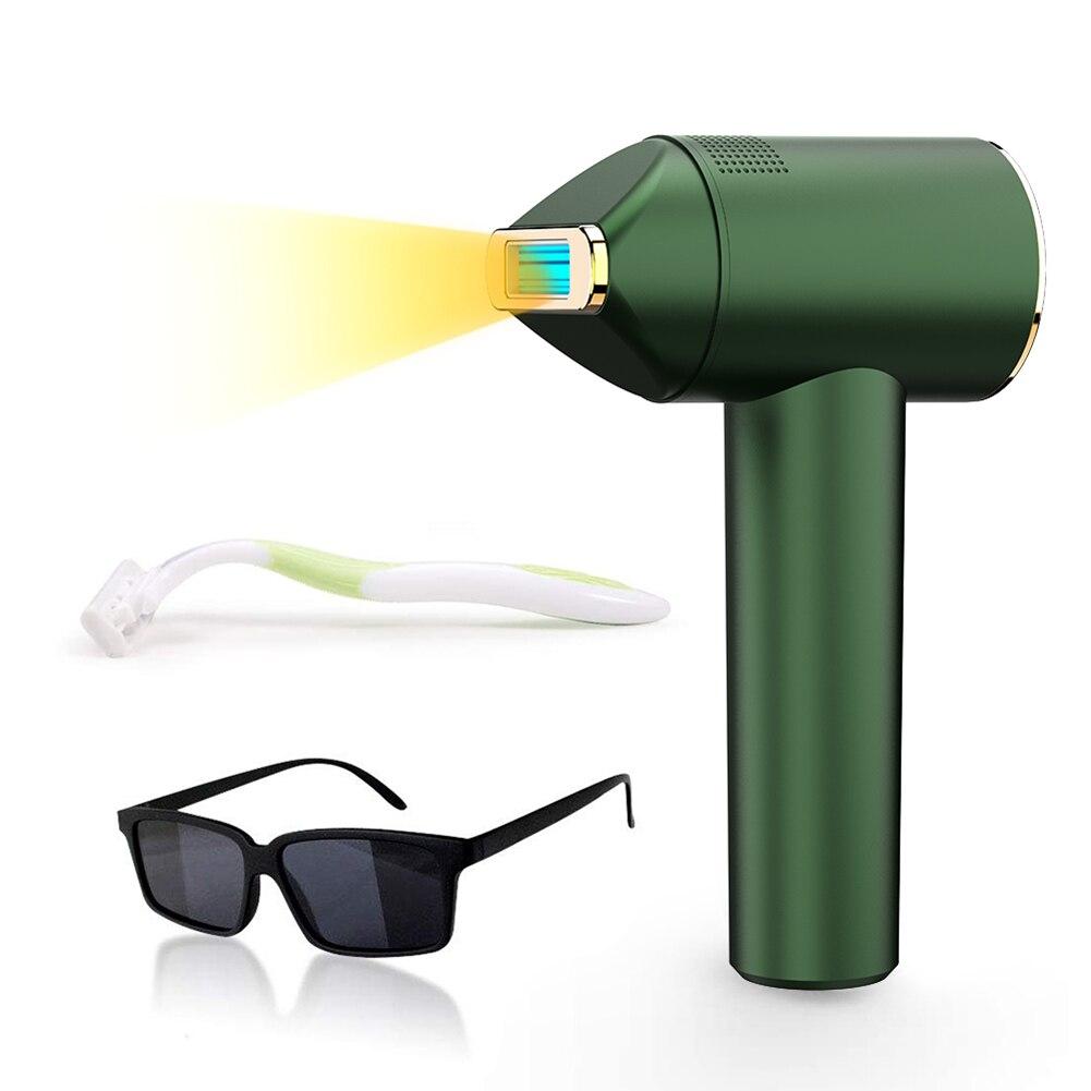 500000 flashes ipl laser depilação aparelho casa
