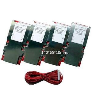 Image 2 - 7S 24V 13S 48V 16S 17S 60V 64V 20S 21S 72V 10S 50A Li Ion Lipo Batterie Schutz Bord 18650 Packs BMS PCM eBike Hohe Strom