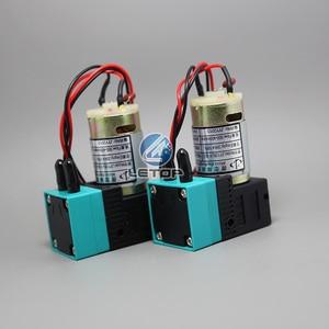 Image 2 - 3 unids/lote de tinta solvente para impresora de inyección de tinta al aire libre JYY 24v 6,5 w bomba de inyección de tinta