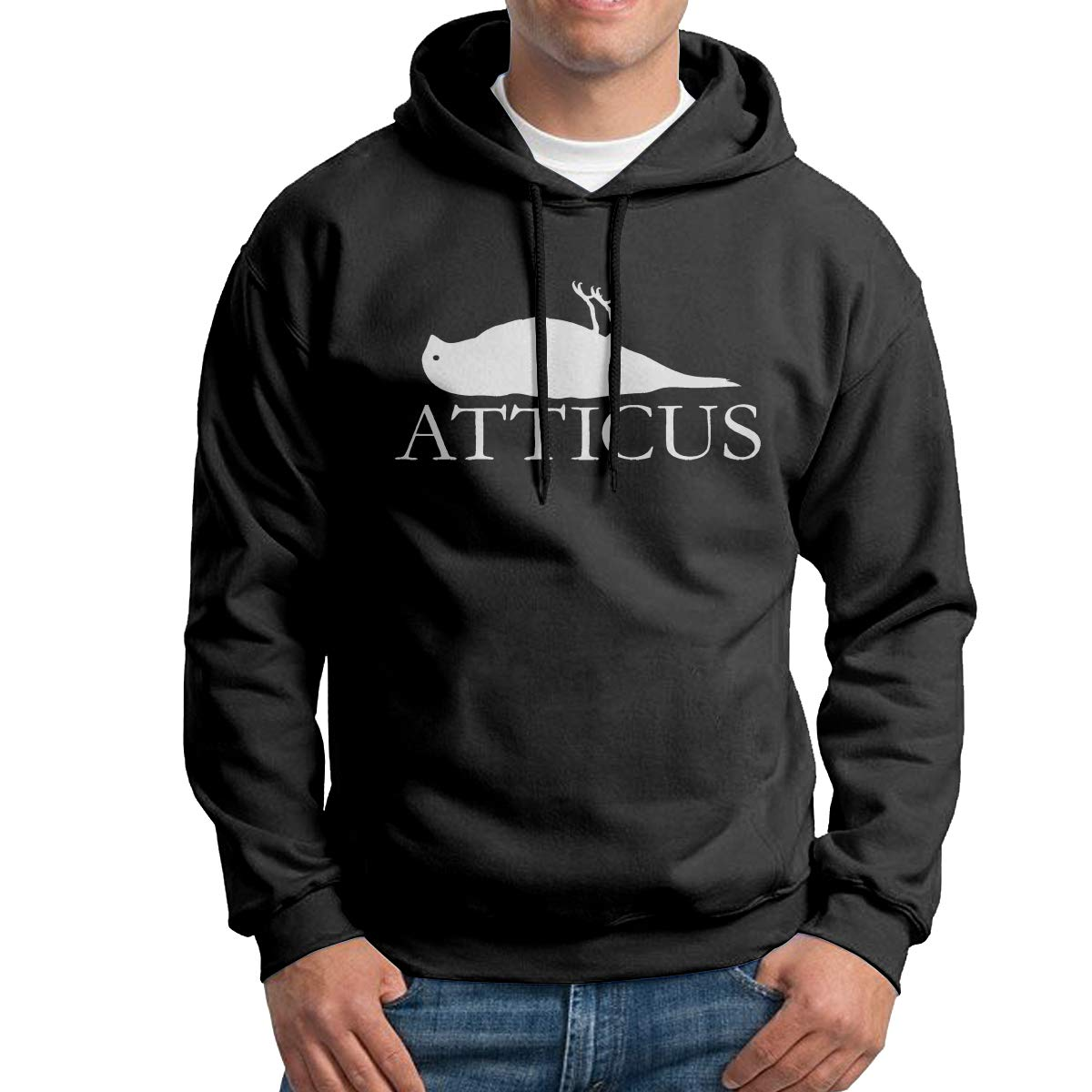 Men Atticus Classic Young Boy Pocketless Sweatshirt Winter Summer Coat Streetwear Gym Jogger Hoodies Sweatshirts