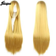 【ebingoo】 80 см длинный staight косплей парик термостойкие синтетические