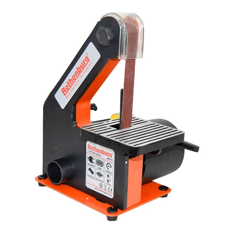 Vertikalus juostinis šlifuoklis Medienos apdirbimo metalo šlifavimo - Elektriniai įrankiai - Nuotrauka 3