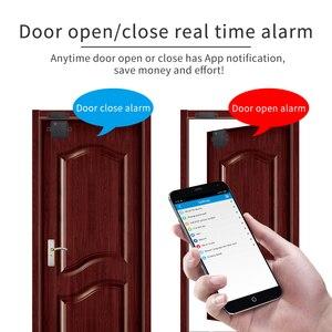 Image 4 - מיני RF V13 GSM אמת TimeTracker & חכם דלת מעורר תמיכה פתוח/קרוב דלת מעורר פונקצית תוכנן עבור בית ונכסים אין תיבה