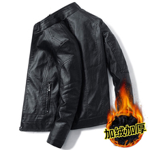 Jackets Coats Motorcycle Brand-Clothing Men's Casual New Autumn