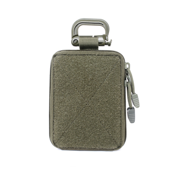 Tactical Molle EDC Pouch Range Bag Medical Organizer Pouch Military Wallet Small Bag Outdoor Hunting Accessories Vest Equipment 7