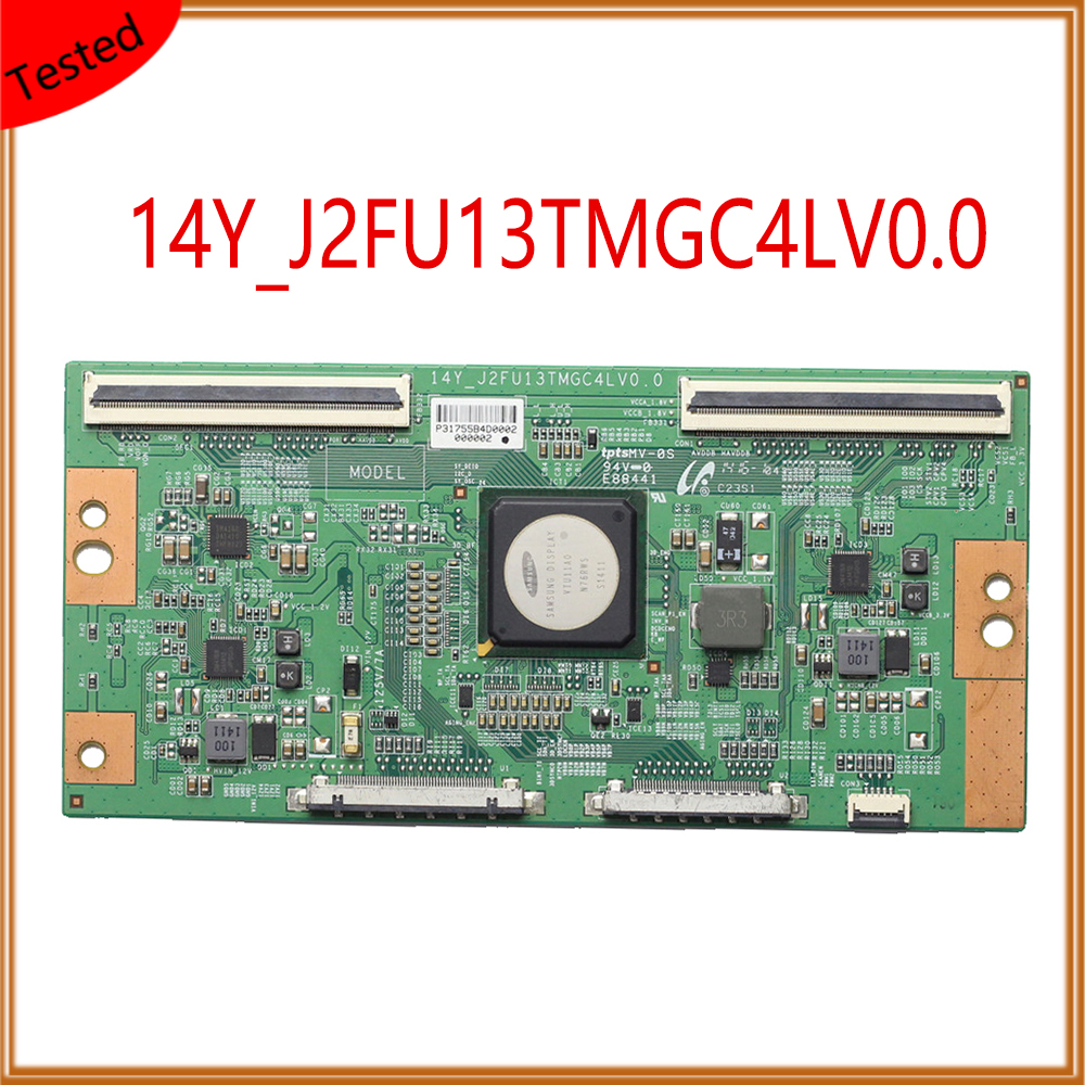 14y_j2fu13tmgc4lv0.0 Tcon Board For Tv Display Equipment T Con Card Replacement Board J2fu13tmgc4lv0.0 Original T-con Board