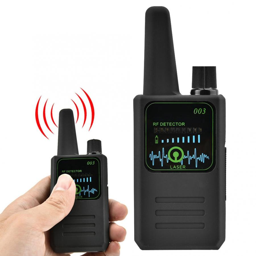 Image 5 - M003 Multi function Anti Espionage Anti tracking Camera Wireless Signal Detector with Glasses New-in Anti Candid Camera Detector from Security & Protection