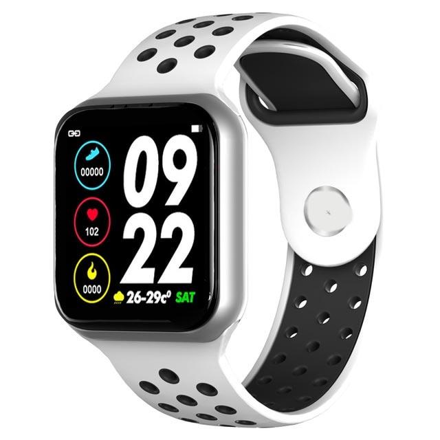 IP67 waterproof F8 Bluetooth Smart watch Heart Rate Monitor Smart Watch 1.3inch Screen Steps Distance Calories Sports smartWatch