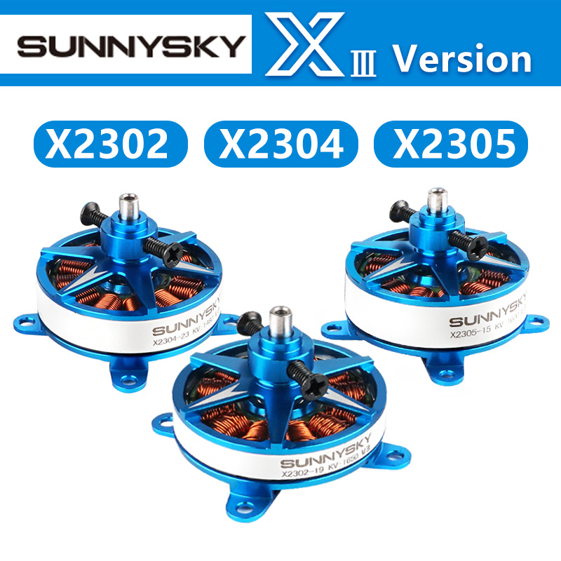 Sunnysky F3P Indoor Power X2302 X2304 X2305 1400KV 1480KV 1500KV 1620KV 1650KV 1800KV 1850KV Motor For RC Models