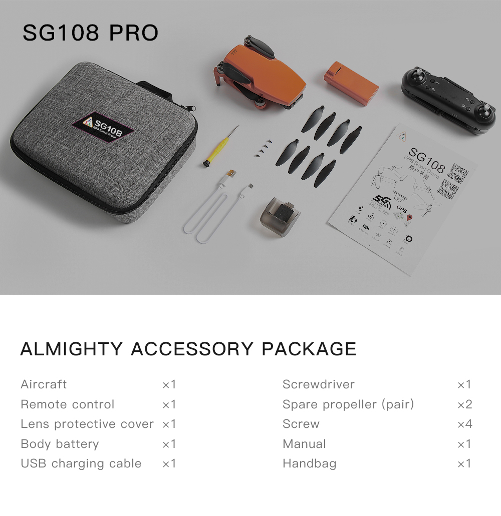 H78f0d8f2b267485ab031e56adeb15e40F - SG108 Pro GPS Drone 4K Profesional Dual HD Camera 2-Axis Gimbal 5G WiFi Aerial Photography Brushless Foldable Quadcopter RC Dron