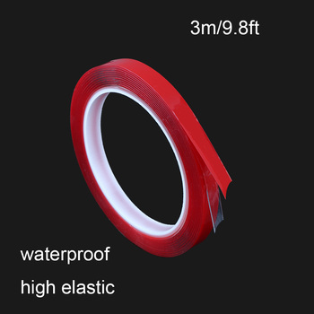 Car Styling Double Sided Adhesive Tape Sticker For BMW E60 E90 E46 E39 E38 E36 F30 F30 E34 F10 F20 E92 E38 E91 E53 E70 X5 X3 X6 image