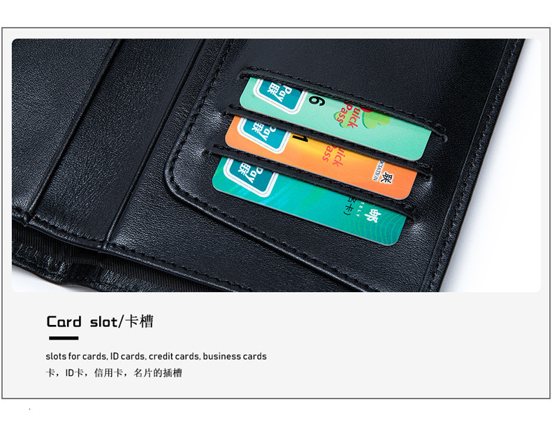 capa no passaporte titular protetor carteira cartão
