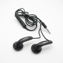 DIY فيدو سماعات الأذن الديناميكي باس رئيس شقة التوصيل ايفي في الأذن سماعة MX500 سماعة مع Micophone