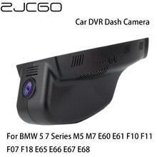 Car DVR Registrator Dash Cam Camera Wifi Digital Video Recorder for BMW 5 7 Series M5 M7 E60 E61 F10 F11 F07 F18 E65 E66 E67 E68 цена 2017