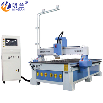 Big power 1325 marble stone CNC router router engraving machine
