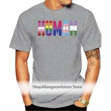 Human LGBT Lesbian Gay Bisexual Transgender Genderqueer Gift T-Shirt