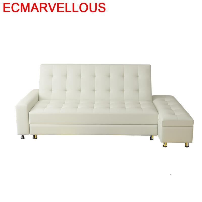 Cama Plegable Pouf Moderne Puff Asiento Sillon Futon Sectional Moderna De Sala Set Living Room Furniture Mueble Mobilya Sofa Bed