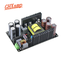 GHXAMP 1000W Amplifier Power Supply Board LLC HIFI Speaker audio Switch power supply Soft switch high power Dual DC 70V