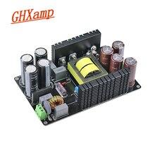GHXAMP 1000W wzmacniacz płyta zasilająca LLC głośnik hifi audio przełącz zasilanie miękki przełącznik high power Dual DC 70V