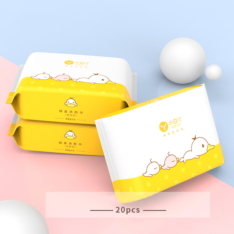 Wholesale Disposable Facial Tissue Cotton Soft Towel Beauty Towel Travel Portable Wet And Dry Face Towel New