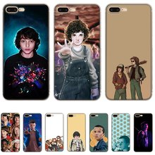 Mobile Phone Case For iPhone Apple XR X XS Max 6 6s 7 8 P Lus 5 5S SE Shell Mike Dans Stranger Things Protection Fashion(China)