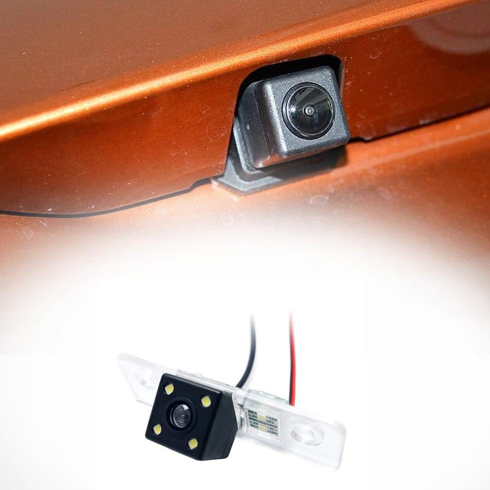 Auto Kamera Universal Kamera HD Wasserdichte Nachtsicht Nach Die Kamera Auto Zubehör Für Skoda Octavia