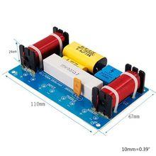 WEAH-338 3 Way 120W Speaker Frequency Divider Loudspeaker Crossover Filter 270B
