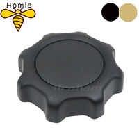 1x NEW Seat Adjustment Rotary Knob Cover Cap Black Beige For VW Golf Jetta Mk4 1999-2006 Passat B5 1998-2005 1J0881671F