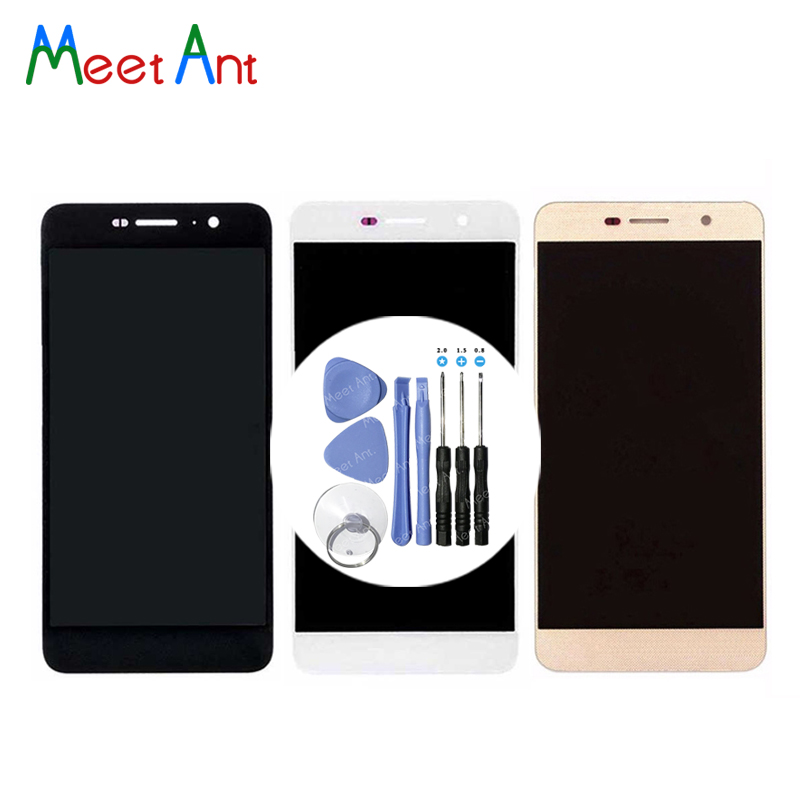 High Quality 5.0'' For <font><b>Huawei</b></font> Y6Pro <font><b>TIT</b></font>-U02 <font><b>Y6</b></font> <font><b>Pro</b></font> <font><b>TIT</b></font>-<font><b>AL00</b></font> <font><b>LCD</b></font> Display Screen With Touch Screen Digitizer Assembly + Tool image