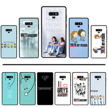 Grey Anatomy Coque Shell Phone Case For Samsung Galaxy S8 S9 S10 Plus Lite S10E Note 3 4 5 6 7 8 9 10 Pro cover(China)