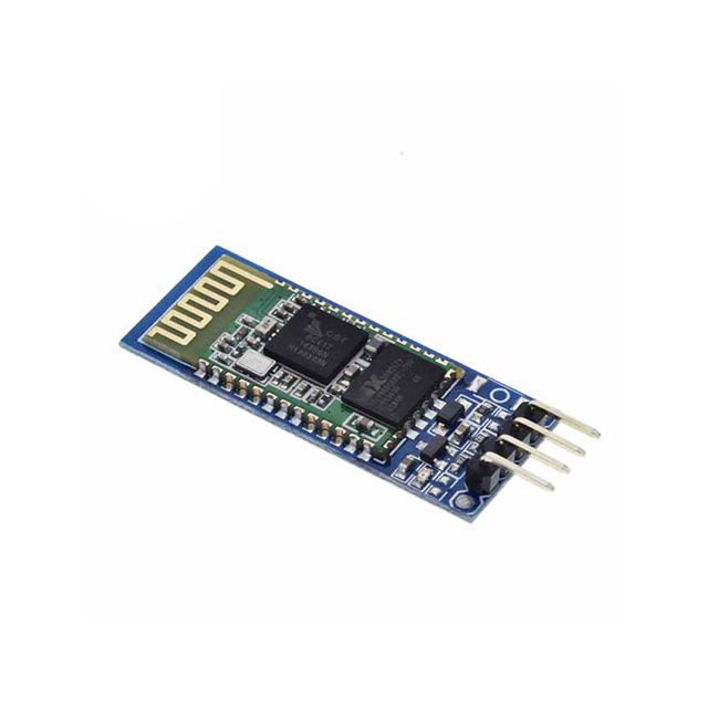 A18-- <font><b>HC06</b></font> HC-06 Wireless Serial 4 Pin RF Transceiver RS232 TTL For Bluetooth Module Plug-in For <font><b>Arduino</b></font> image