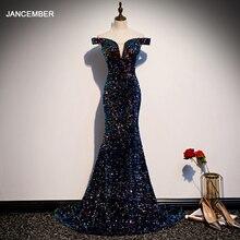 JANCEMBER prom dresses mermaid dresses woman party night seq