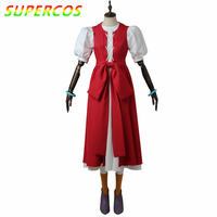 Dragon Quest XI Veronica Cosplay Costume Halloween party costume