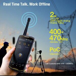 Image 4 - CONQUEST 8000 мАч S12 Pro IP68 водонепроницаемый прочный смартфон мобильный телефон 6,0 дюймов Android 9,0 helio P70 Восьмиядерный прочный смартфон