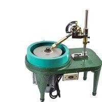 Gem facet máquina jade polimento moedor de superfície ângulo