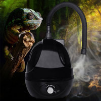 Fogger Home Reptile Adjustable Amphibians Mute Vaporizer Pet Supplies Large Capacity Humidifier Knob Switch Landscaping