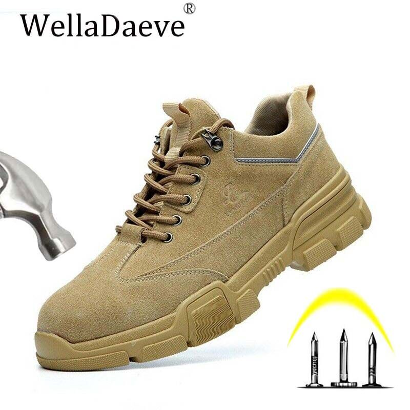 lightweight construction boots