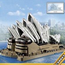 88003 Expert Set Creator Sydney Opera House Kompatibel 10234 Bausteine Ziegel Geburtstag Geburtstag Weihnachten Geschenke Spielzeug